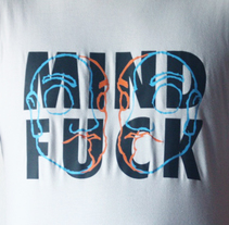 Mindfuck. A Design, Illustration, Fashion, and Screen-printing project by Andreu  Martorell - 23-09-2016