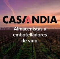 Casa Andia. Un proyecto de Diseño Web de Gorka Aguirre Velasco         - 09.08.2016