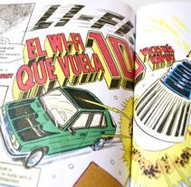 Yorokobu / Futurismos. Un proyecto de Ilustración, Dirección de arte, Diseño editorial y Diseño gráfico de Ink Bad Company - 26-09-2016