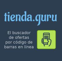 https://tienda.guru - buscador de ofertas por código de barras. A Web Development project by Angel María Laliena Martínez - 28-09-2016