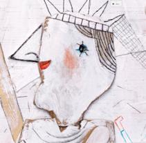Proyecto CITIES _ Doodle Book. Un proyecto de Ilustración, Publicidad, Diseño editorial, Pintura y Collage de Víctor Escandell - 29-09-2016