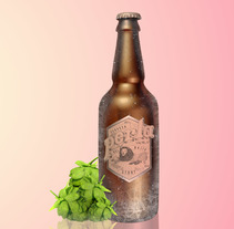 Cerveza Perla del Bajío. A Design, Illustration, 3D, Br, ing, Identit, Post-Production, T, and pograph project by Danielo Campbells - 02-10-2016