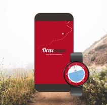 Oruxmaps. A UI / UX, Br, ing&Identit project by Juan Antonio de Val - 02-06-2013