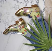In my shoes S/S16. Un proyecto de Fotografía, Dirección de arte, Moda y Diseño de calzado de Kety Duran - 02-10-2016