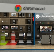 CHROMECAST  Google. A 3D project by Juan Carlos  Canchola Espinos         - 10.10.2016