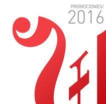 Promociones La Voz de Galicia 2016. Un proyecto de Dirección de arte, Diseño gráfico, Cop y writing de Luis Torres  - Viernes, 01 de enero de 2016 00:00:00 +0100