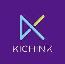 Kichink (rebranding). A Art Direction, Br, ing, Identit, T, and pograph project by Quique Ollervides - Mar 13 2016 12:00 AM