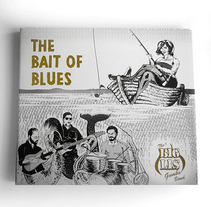 The Bait of Blues. A Illustration, and Art Direction project by Luis Torres         - 14.09.2014