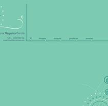 Book. Um projeto de Design de Rosa Maria Negreira García         - 17.10.2016