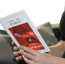 BRANDBOOK CHINO RABAT. A Editorial Design, and Graphic Design project by Anna Garcia Montolio         - 05.01.2016