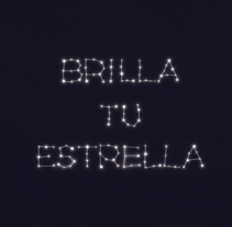 """Brilla tu estrella"", obra completa. A Illustration, Art Direction, and Editorial Design project by Amaia Ugarte         - 20.10.2016"