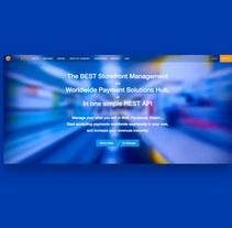 Web Wolopay. A Design, Web Design, and Web Development project by Alex Blanco Asencio         - 23.09.2016