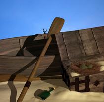 Tesoro. A 3D project by Violeta López Andrés         - 23.10.2016