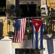 Reportaje sobre la apertura de Cuba. Um projeto de Cinema, Vídeo e TV e Vídeo de Yolanda Menadas Tortajada         - 31.03.2016