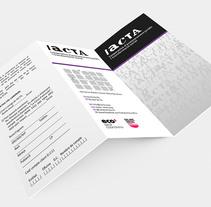 Brochures. Un proyecto de Diseño gráfico de Bonaria Staffetta         - 01.02.2016