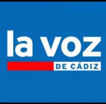 """Video Presentación, Premios """"La Voz de Cádiz"""". Um projeto de Pós-produção e Vídeo de Javi de Lara         - 10.09.2009"""