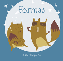 Formas. A Illustration, and Character Design project by Esther Burgueño Vigil         - 13.11.2016