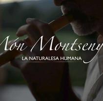 Documental Món Montseny. Um projeto de Cinema, Vídeo e TV, Cinema, Vídeo e TV de Marc Molins Fernandez - 16-11-2016