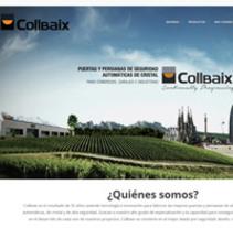 Collbaix. Un proyecto de Desarrollo Web de Yunior Pérez González         - 21.08.2015