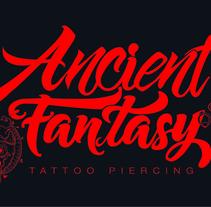 Ancient Fantasy Tattoo. Un proyecto de Diseño, Ilustración, Dirección de arte y Tipografía de zstudio - 19-09-2016