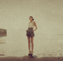 The North Sea. Un proyecto de Fotografía, Dirección de arte, Moda y Post-producción de Joaquín  Ponce de León         - 24.11.2016