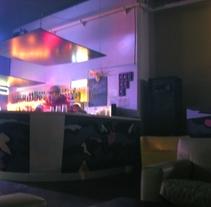 Circus Bar. Um projeto de Design, Design gráfico e Design de interiores de Virginia Gallo         - 01.06.2011