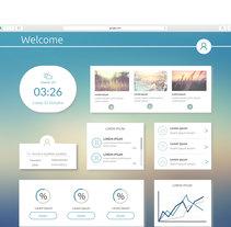Web app. Un proyecto de Desarrollo de software, UI / UX, Diseño interactivo, Diseño Web y Desarrollo Web de Ana Martinez - 27-11-2016
