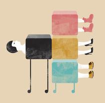 Ilusiona, festival de magia e ilusionismo. Un proyecto de Ilustración, Diseño editorial y Diseño gráfico de Juan Jareño  - 30-11-2016