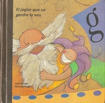 Cuento. El joglar que va perdre la veu. Un proyecto de Ilustración de Elisenda Adell         - 30.11.2016