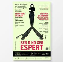 Ser o no ser Espert. Un proyecto de Diseño editorial y Diseño gráfico de Juan Jareño  - 11-12-2016