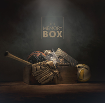 The Memory Box.. A Photograph, and Art Direction project by Felix Hernandez Dreamphography - Dec 01 2016 12:00 AM