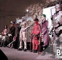 Comic Con Bolivia 2016. Um projeto de Fotografia de Marcelo Aruzamén         - 08.10.2016