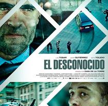 El Desconocido. Un proyecto de Cine, vídeo, televisión, 3D y Post-producción de Ramon Cervera - 27-12-2016