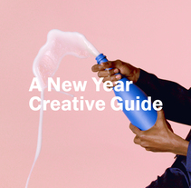 A New Year Creative Guide. A Photograph, Editorial Design, and Video project by Fragmento Universo  - 03-01-2017