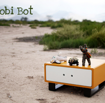 Cajoneras - Robi Bot . A Furniture Design project by Mario Julio         - 30.09.2012