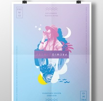 Cartel premio IKEA Málaga. A Graphic Design project by Lisa Fernández Karlsson - 14-12-2016