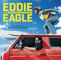 "Crítica de cine: ""Eddie the eagle"".. A Editorial Design, Information Design, Set Design, Writing, Film, and Video project by Tatiana Gómez Llorente         - 09.01.2017"