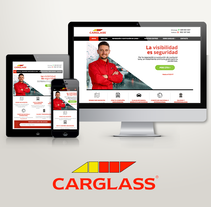 Carglass®. A UI / UX, and Web Design project by Borja Cabeza Cabello - 31-12-2016