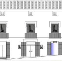 MUSEU DE LA CIUTAT - PROYECTO FINAL . Un proyecto de Diseño de interiores de Leticia Carrión         - 18.01.2017