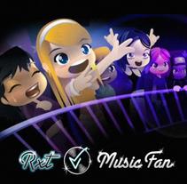 Rexona Teens: Tu Fila De Fans. Un proyecto de Publicidad, Marketing y Social Media de Daniel Granatta - 14-10-2009