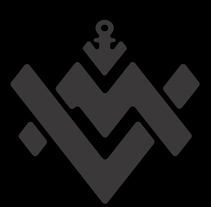 VM - Proyecto de identidad para una banda de pop-rock de Belo Horizonte/Brasil.. Un proyecto de Br e ing e Identidad de Edmundo Miranda - 23-01-2017
