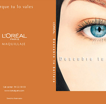 Libro de consejos L'ORÉAL . A Design, Art Direction, and Editorial Design project by Rosalina Carrera Amoedo         - 24.01.2017