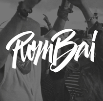 Rombai @ Logo and Motion design. A Motion Graphics project by Rubén Viard         - 27.01.2017