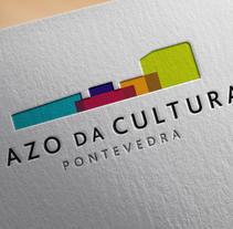 Branding Pazo da Cultura. Un proyecto de Diseño, Br, ing e Identidad y Diseño Web de Tamara Baz         - 01.02.2017