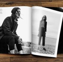 McLellan. Um projeto de Design, Fotografia, Direção de arte, Br, ing e Identidade, Moda, Artes plásticas e Marketing de Paco Esteve - 01-02-2017