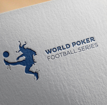 World Poker Football Series. A Art Direction project by Aitor Saló         - 05.02.2017