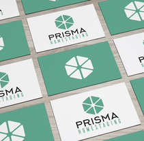 PRISMA HOMESTAGING (Estudio de Interiorismo). A Graphic Design project by Javier Abellán García - 06-07-2016