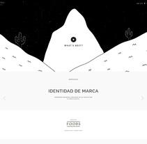 Renovación de la web corporativa de Frescota. Un proyecto de Desarrollo Web de rseoaneb - 15-05-2015