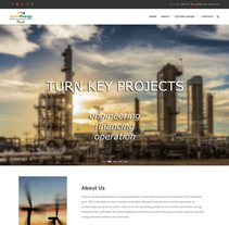 Ge alternatives Portal. Un proyecto de Desarrollo Web de Daniel Mendoza         - 09.01.2016