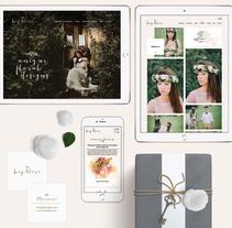 Branding, web y ecommerce hip&love. Um projeto de Design, Fotografia, Br, ing e Identidade, Gestão de design, Design gráfico, Web design e Desenvolvimento Web de Disparo Estudio  - 17-02-2017